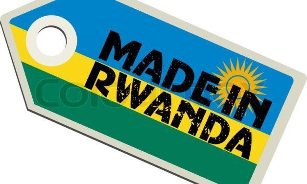 L'exposition » Made-in-Rwanda»  du 29 novembre  au 5 décembre à Gikondo