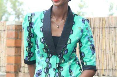 A l'occasion du 8 mars, Miss Rwanda, invitée spéciale de Financial Afrik