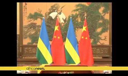 la Chine va soutenir le Rwanda à l'ONU et dans les opérations de maintien de la paix