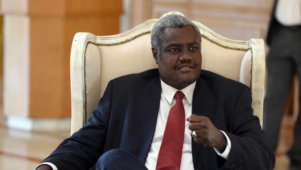 Moussa Mahamat à la 23ème Commémoration du Génocide des Tutsi
