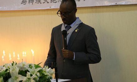 Kwibuka23: the Genocide was no accident, says Amb. Kayonga