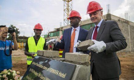 FORWARD prend les devants au Rwanda