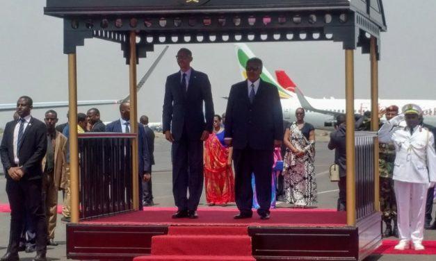 Djibouti-Rwanda : Vers des liens bilatéraux plus étroits et la fraternité