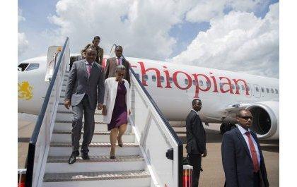 Minisitiri w'Intebe Desalegn arafungura bwa mbere Ambasade ya Ethiopia mu Rwanda