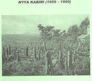 La vie des Batutsi du Rwanda sous la première et deuxième république