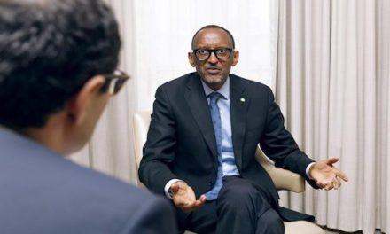 Exclusive: Kagame Tells NewAfrican Magazine Trump Ignoring Africa May Be a Good Thing