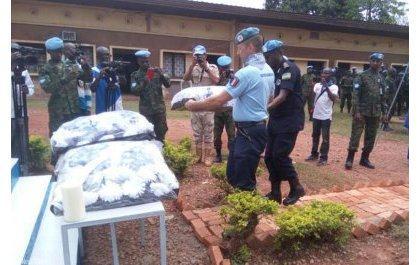 Sena ya Centrafrique yashimye intambwe u Rwanda rugezeho mu kunga Abanyarwanda