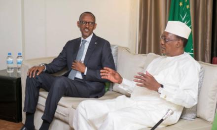 Paul Kagamé et Idriss Deby annoncés en Guinée pour des consultation
