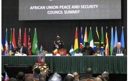 Le Conseil de Sécurité de l'UA opte pour l'Arrestation de présumés génocidaires en Afrique