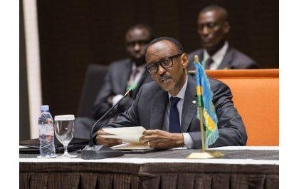 Le Président Paul  Kagame pose des stratégies concrètes pour l'autosuffisance de l'Union Africaine