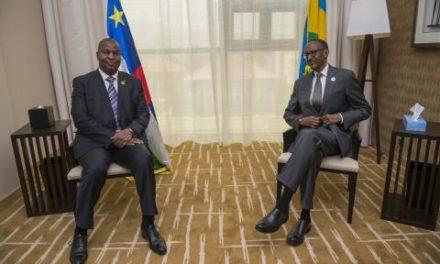 Le président rwandais Kagame, homme d'influence en Centrafrique