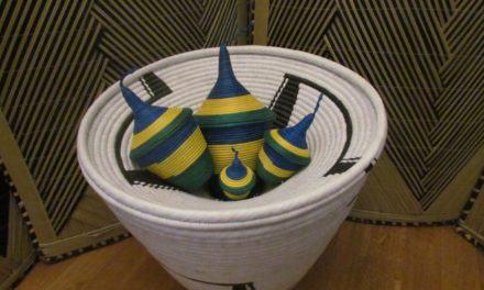 A la rencontre de l'art décoratif rwandais