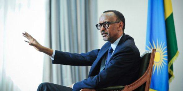 Paul Kagame : « Ce sera sans doute mon dernier mandat »