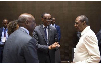 Perezida Kagame agiye kwakira ba Minisitiri b'Ububanyi n'Amahanga 54 ba Afurika