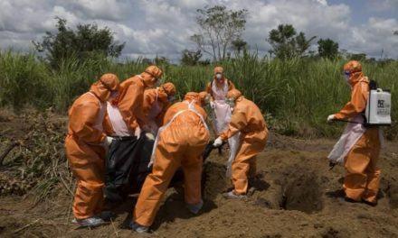 Le virus Ebola détecté en République démocratique du Congo