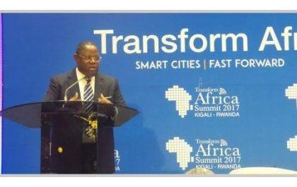 Rwanda : Transform Africa Summit