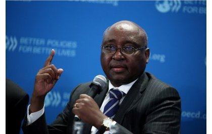 Dr Donald Kaberuka patron du Fonds de l'UA pour paix et sécurité africaines