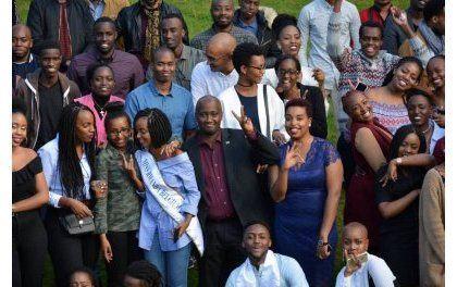 U Bubiligi: Urubyiruko rw'Abanyarwanda rwigiye hamwe uko rwakwiteza imbere