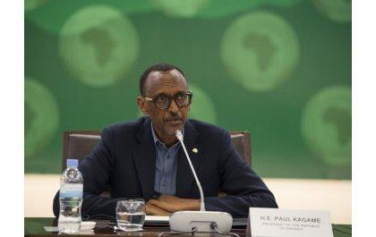 """""""L'Afrique, un dynamisme qui peut être développé"""" – Président Kagame"""
