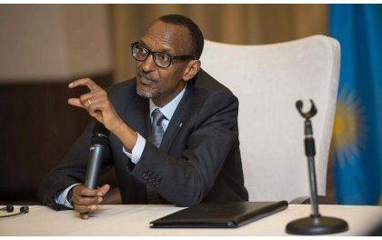 Le président Paul Kagame parmi les leaders mondiaux les plus connectes sur le monde