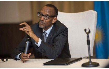 RWANDA : Paul Kagamé, l'espoir d'un peuple