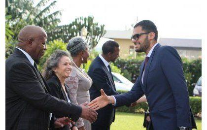 «Bientôt une renormalisation Rwanda-Afrique du Sud»- Amb. Georges Twala Nkosinati