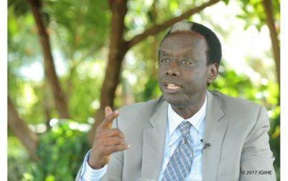 Le politicien Jean Mbanda tempère son verbe et critique l'opposition rwandaise