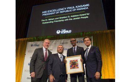 La paix repose sur le respect mutuel et soutenue par la compassion – Président Kagame