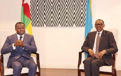 Togo S'inspirer du modèle rwandais pour le développement du Togo