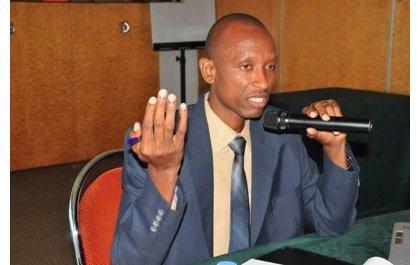 Rwanda-Elections : Mwenedata Gilbert, un autre candidat présidentiel s'annonce