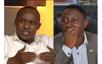 """""""Ikiganiro Green Party yagirana na FPR, ni nk'icyo umwana yagirana n'umuntu mukuru"""""""