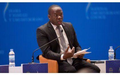 Muhire Antoine niwe Munyafurika watumiwe mu mwiherero w'inzobere mu by' ikoranabuhanga