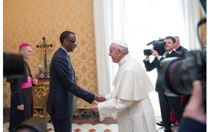 Qu'en est-il de la visite du Pape François au Rwanda ?