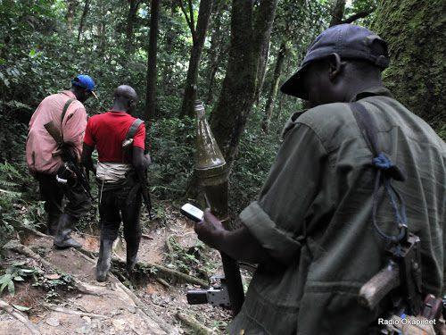 La Monusco annonce le rapatriement de plus de 30 rebelles FDLR au Rwanda