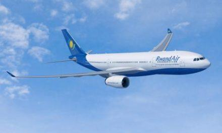 RwandAir : L'arrivée du quatrième Boeing 737-800NG à Kigali