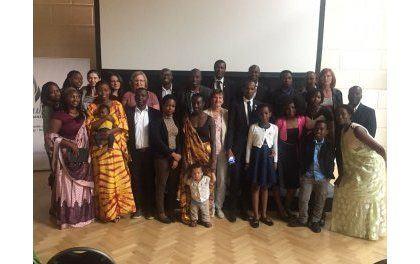 Bwa mbere Rwandaise baba muri Tchèque bibutse Jenoside yakorewe Abatutsi