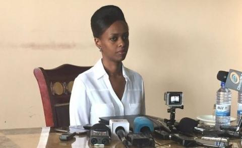Rwanda: Diane Rwigara, quatrième candidate déclarée à l'élection présidentielle