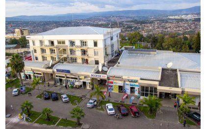 L'immeuble UTC du Riche Rujugiro Tribert mis en demeure par l'Office des Recettes