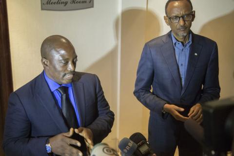RDC, Rwanda: Kabila n'est plus en odeur de sainteté à Kigali