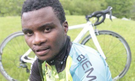Le champion du Rwanda pédalera pour une équipe gatinoise