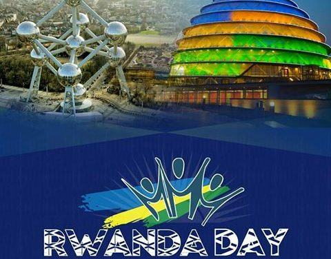 Invitation à l'événement : Rwanda Day In Belgium