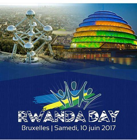 Invitation à l'événement : Rwanda Day In Belgium « 10/06/2017 »