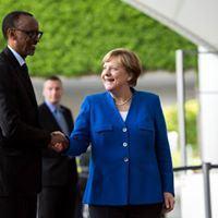 Le Président Kagame, intervenant au sein du partenariat du g20 pour l'Afrique