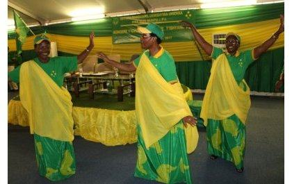 Umudiho, amashyi n'impundu ubwo PL yemezaga Paul Kagame nk'umukandida mu matora ya perezida