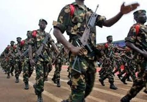 Match RCA-Rwanda : les hommes de tenue non en service devront payer pour entrer (état-major)