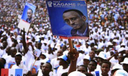 Rwanda: Paul Kagame officiellement désigné candidat à la présidentielle