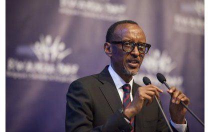 Perezida Kagame yahishuye ko abikorera batanze amafaranga menshi azakoreshwa mu matora