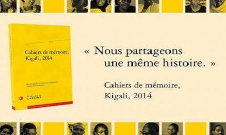 Génocide au Rwanda: les rescapés témoignent au mémorial de la Shoah à Paris