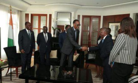 Côte-d'Ivoire: Alassane Ouattara et Paul Kagamé s'entretiennent à Berlin