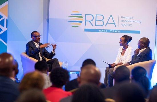 «Il faudra recueillir et utiliser les eaux des pluies qui déferlent des montagnes des Volcans» -Le Président Kagame